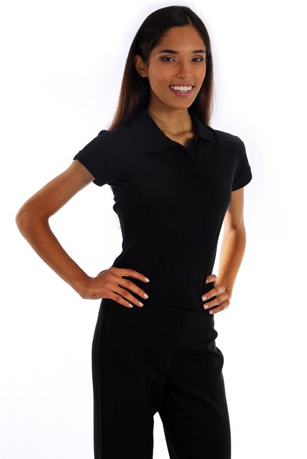 9399943253 Camiseta Polo - Uniforme Feminino - Yoshida uniformes sociais para ...